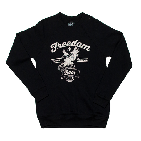 805 Freedom and Beer Sweater