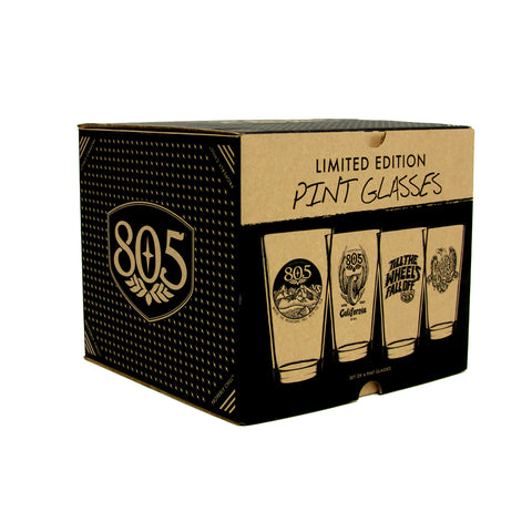 805 4 Pack Pint Box