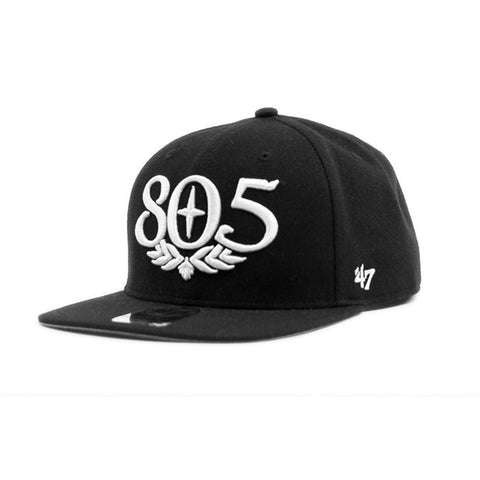 805 White Out Hat
