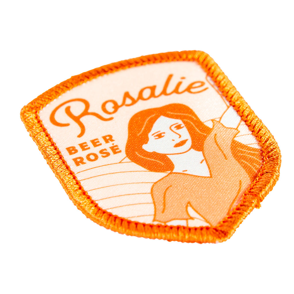 Firestone Walker Rosalie Sticker Patch