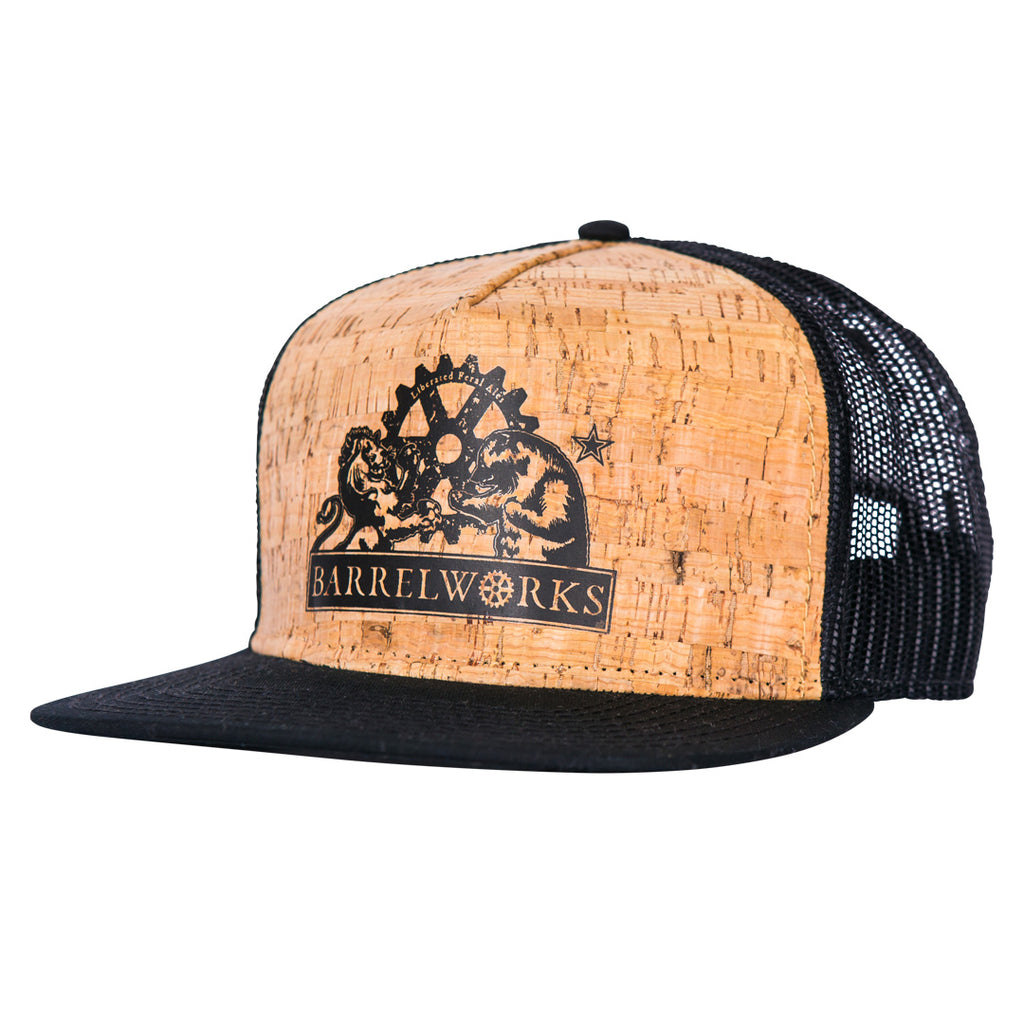 Barrelworks Cork Hat