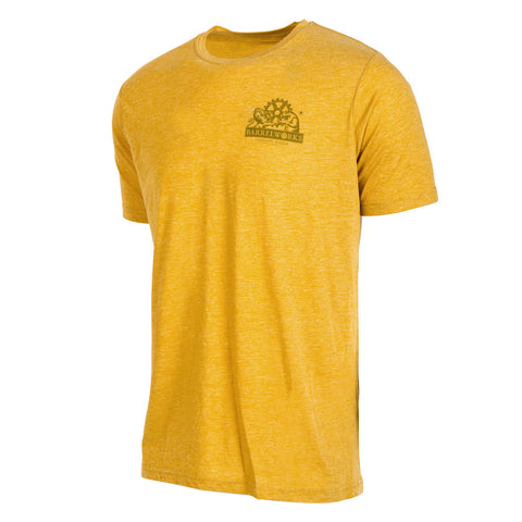 Barrelworks Antique Gold Tee