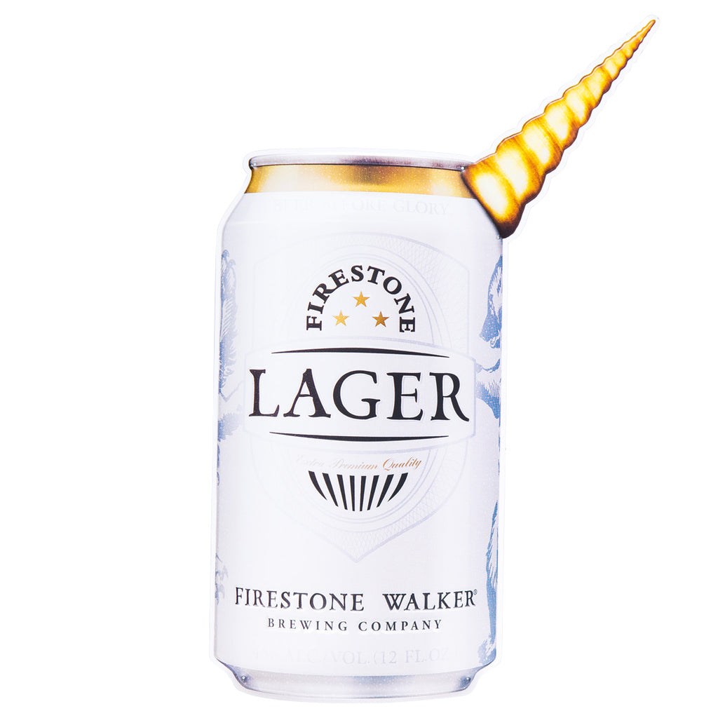 Firestone Walker Lager Unican Tacker