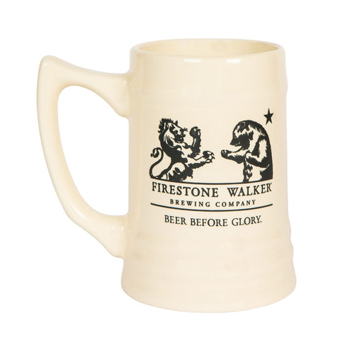 FW Lion and Bear Stein