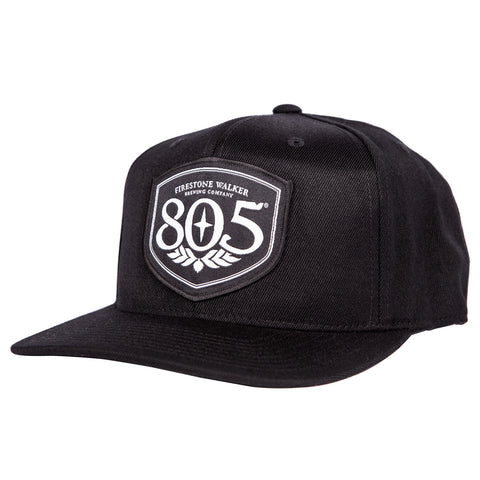 805 Ride Flat Bill Hat