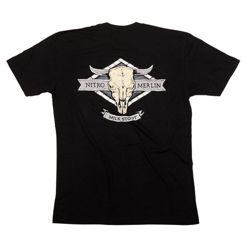 Nitro Merlin Milk Stout Tee