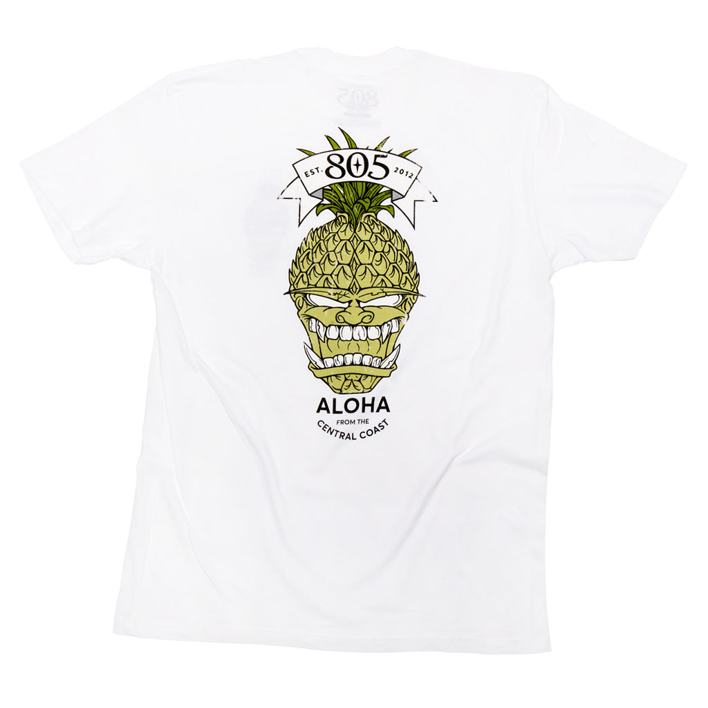 805 Pineapple Tiki Tee