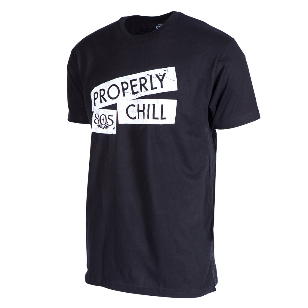 805 Properly Chill Tee