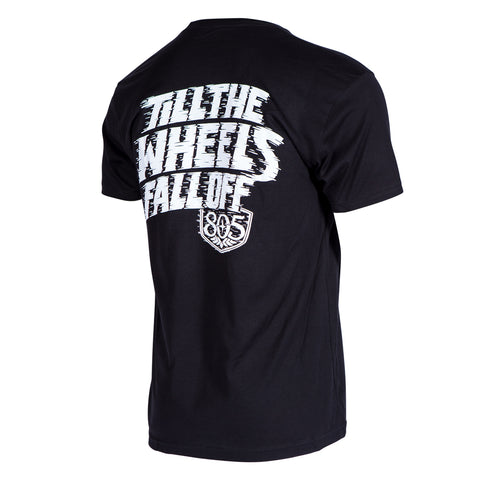 805 Wheels Fall Off Tee