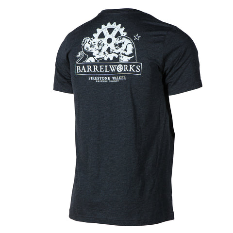Barrelworks Brand Tee