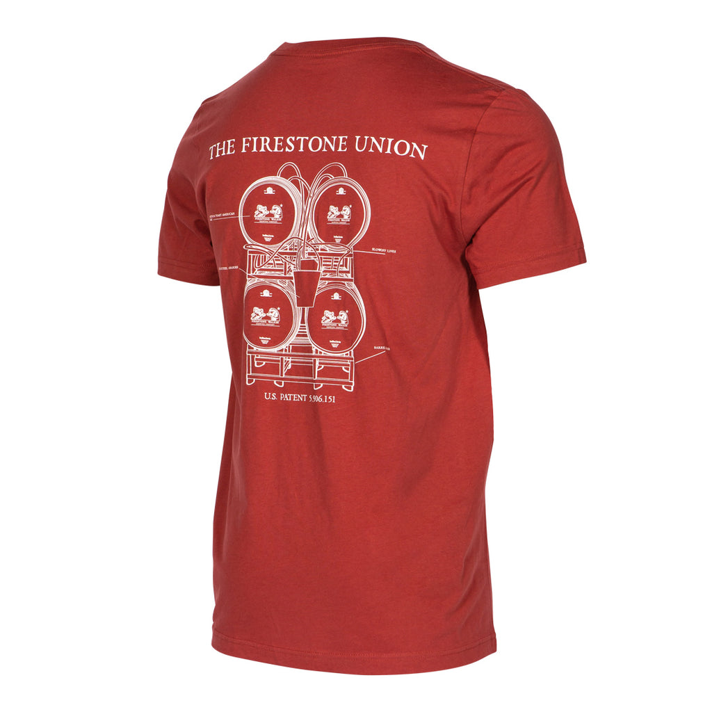Firestone Walker Union Rust Tee