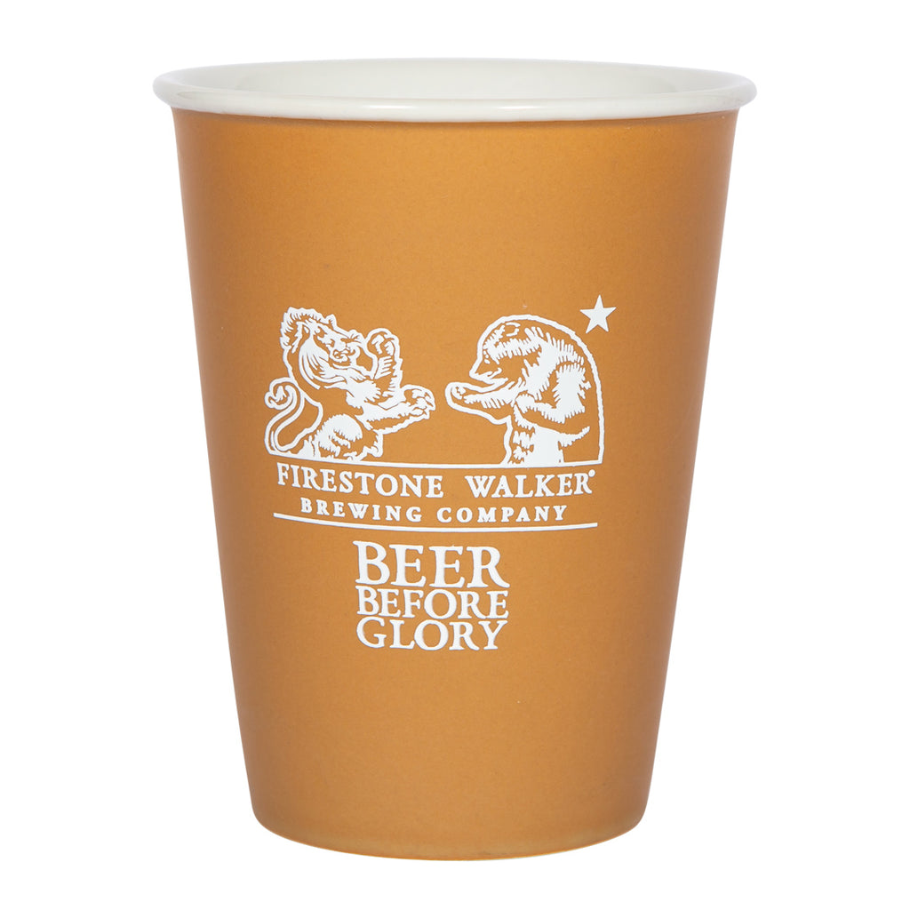Firestone Walker Ceramic Paper Cup