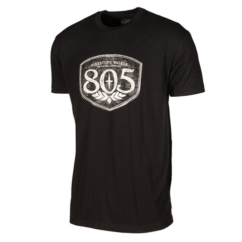 805 Etched Tee