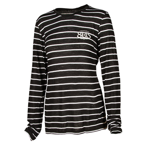 805 Ladies Jailbird Long Sleeve Tee
