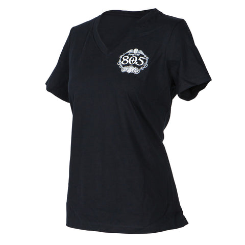 805 Ladies Thorn V-Neck
