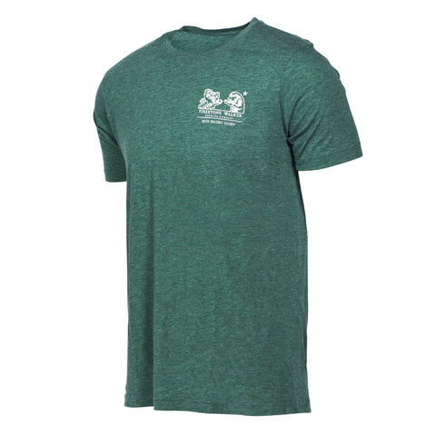 Firestone Walker Logo Royal Pine Tee