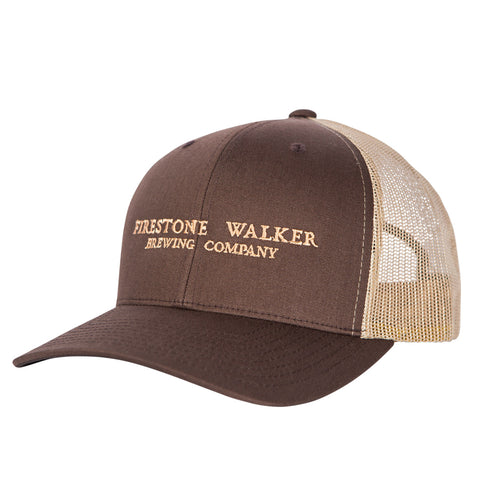 Firestone Walker Retro Branded Hat