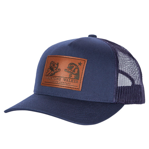 Firestone Walker Navy Hide Hat
