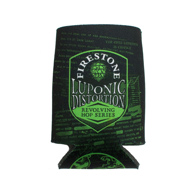 Luponic Distortion Revolution Koozie