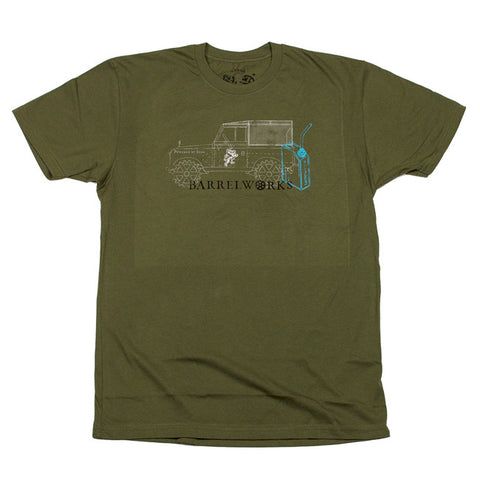 Barrelworks Power Sour Tee