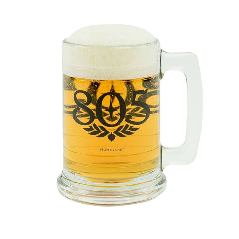 805 Tankard Glass