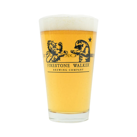 Firestone Walker Lion & Bear 16oz Pint