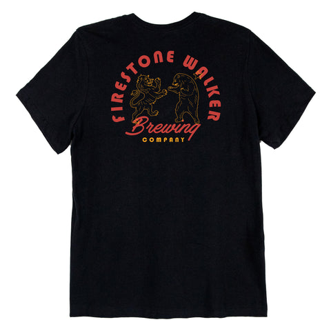 Firestone Walker Ladies Throwback Black Tee