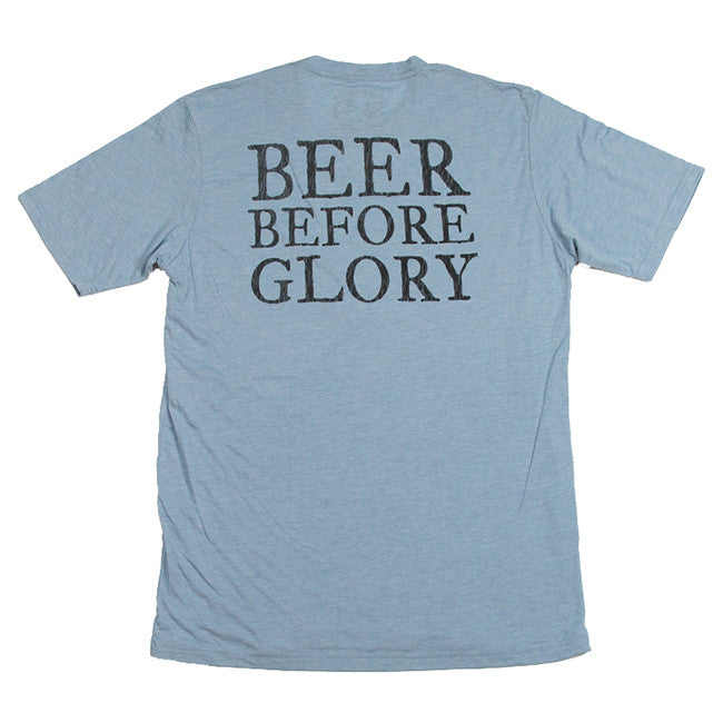 Beer Before Glory Tee