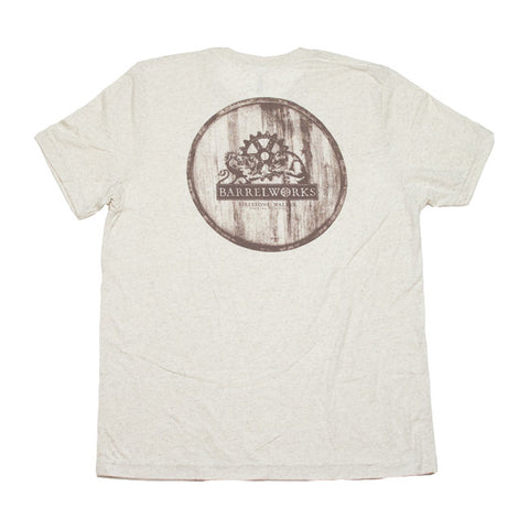 Barrelworks Etched Barrel Tee