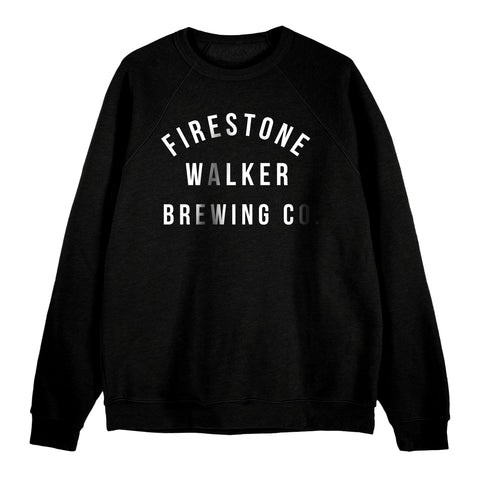 Firestone Walker Campus Black Pullover