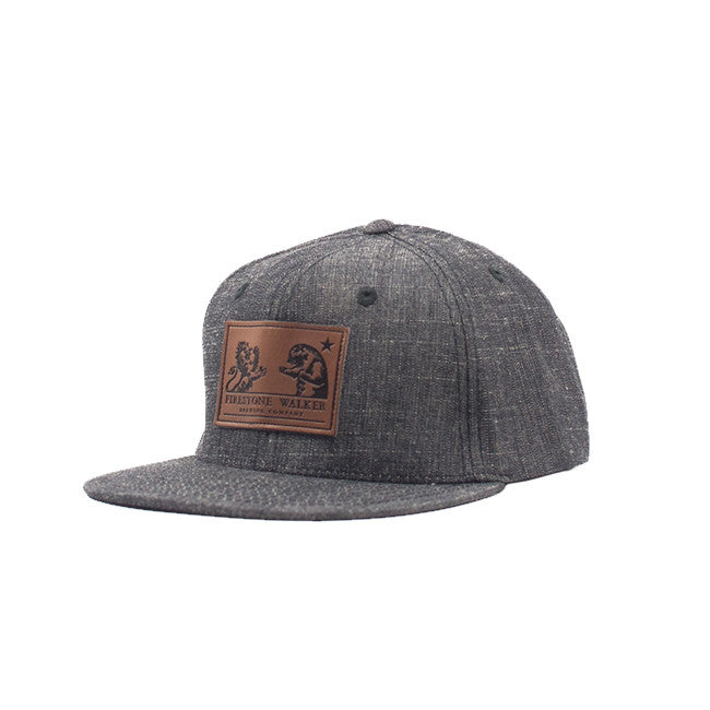 FW Leather Patch Hat