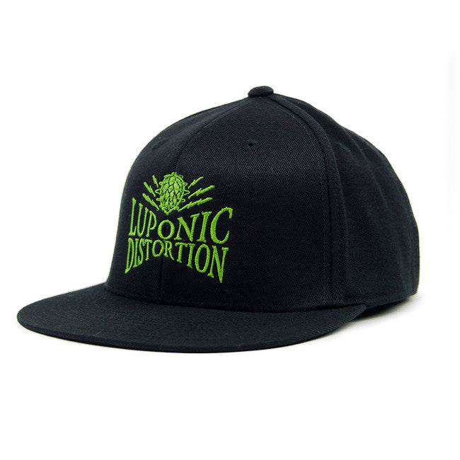 Luponic Distortion Flatbill Hat