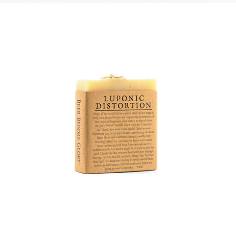 Luponic Distortion Soap