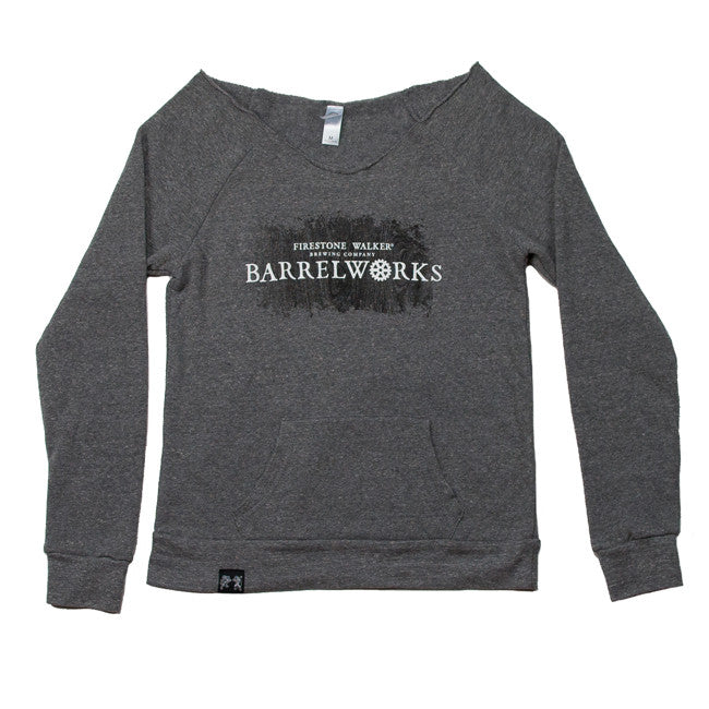 Ladies Barrelworks Pullover