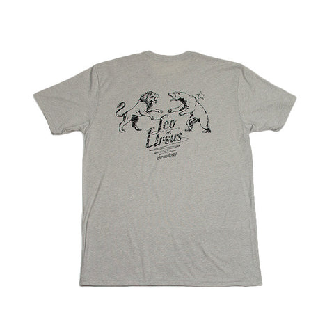 Leo V Ursus Distressed Tee
