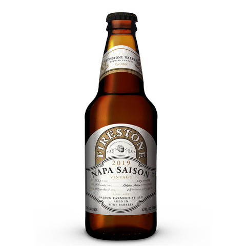 2019 Napa Saison - Red Wine Barrel-Aged Saison