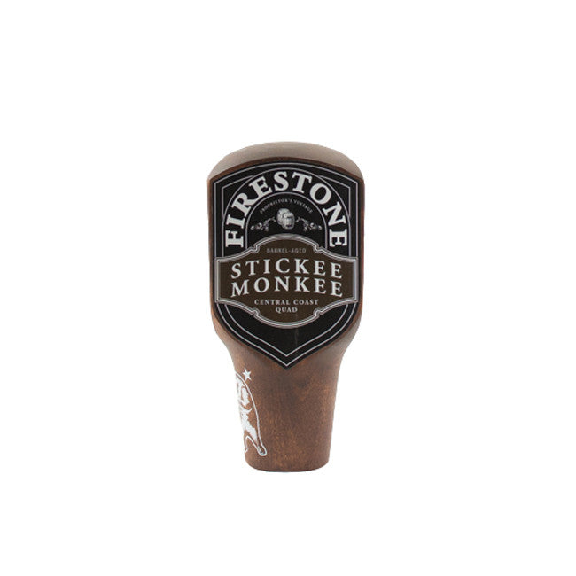 Firestone Walker Stickee Monkee Short Tap Handle