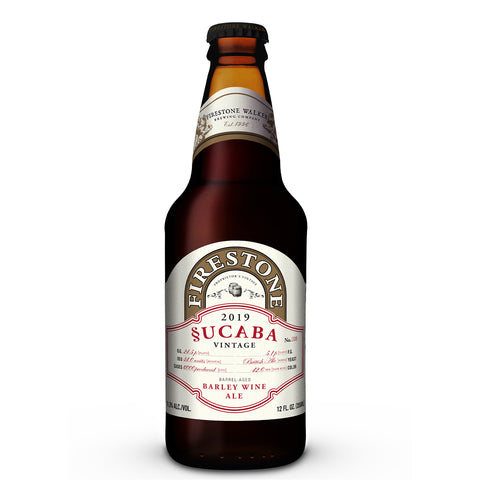 2019 Sucaba - Barrel-Aged English Barley Wine Ale