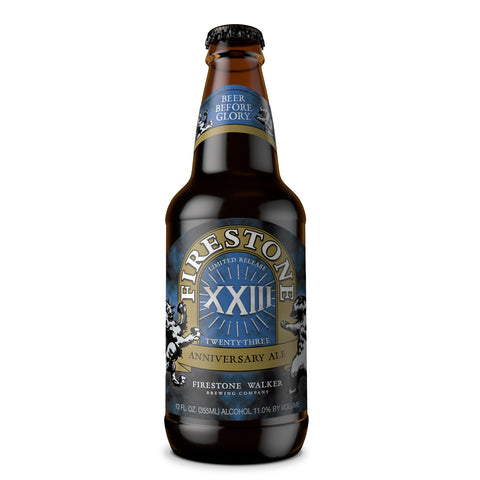 XXIII Anniversary Ale - Blend of Barrel-Aged Beers