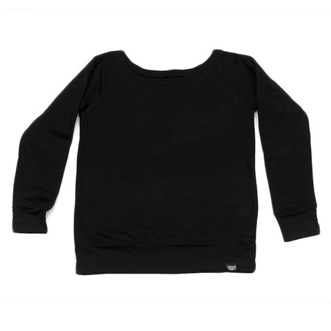 Ladies 805 Crop Sweater