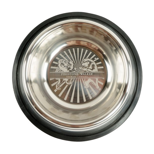 Firestone Walker Dog Bowl