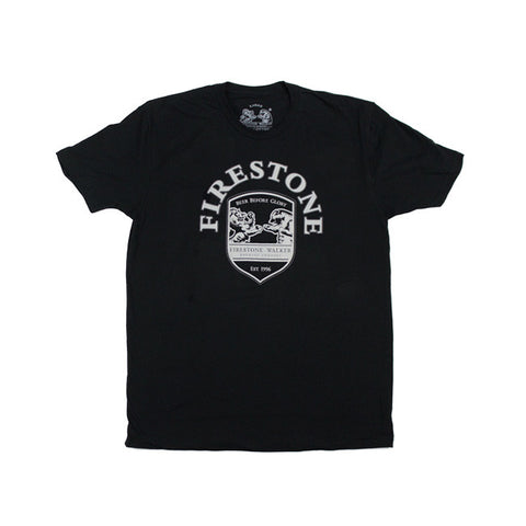 FW Shield Tee - Black