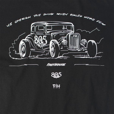 805 X Fasthouse - Hot Rod Tee