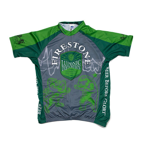 Luponic Distortion Bike Jersey