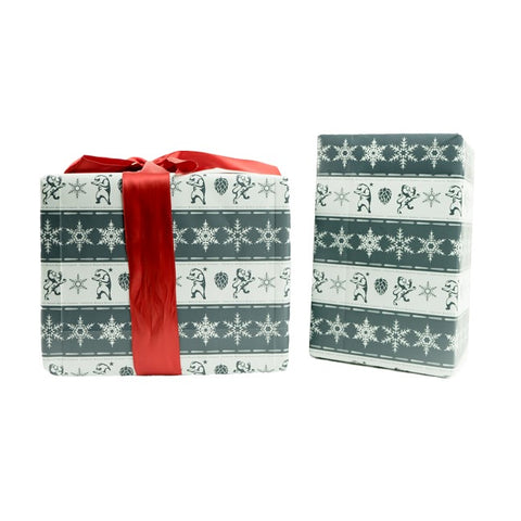 Firestone Walker Give Holiday Wrapping Paper (3/Pack)