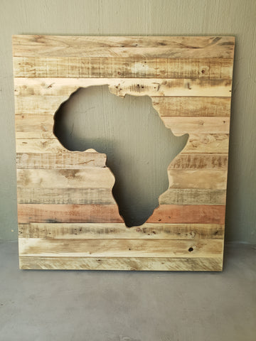 Large Inverted Africa