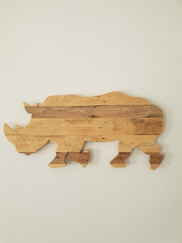 Rustic Rhino Full Body