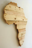 Rustic Africa - Natural Wood