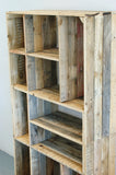 Reclaimed Tetris Shelf