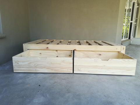 2 X Half Storage Drawers
